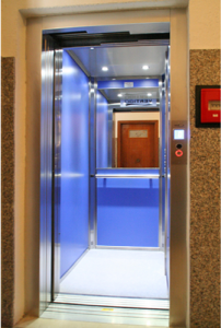 تحقیق انواع آسانسور و نحوه راه اندازی آن