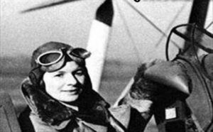 عفت تجارت چی اولین بانوی خلبان ایرانی