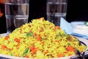 دستور پخت عدس پلو با هویج با کم ترین زمان و هزینه