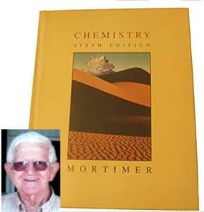 چارلز ادگار مورتیمر و کتاب شیمی اش را بهتر بشناسید