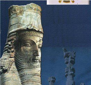 نماد بالدار  در باور  و هنر هخامشيان
